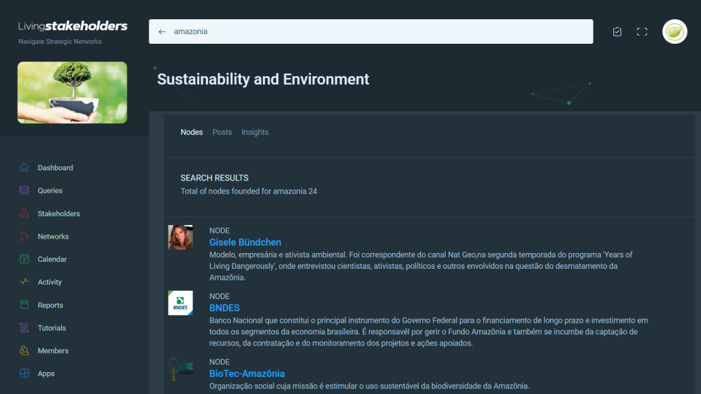 Search Everything   LivingStakeholders